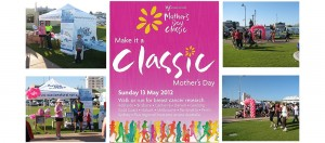 Mother's Day Classic Walk for Breast Cancer